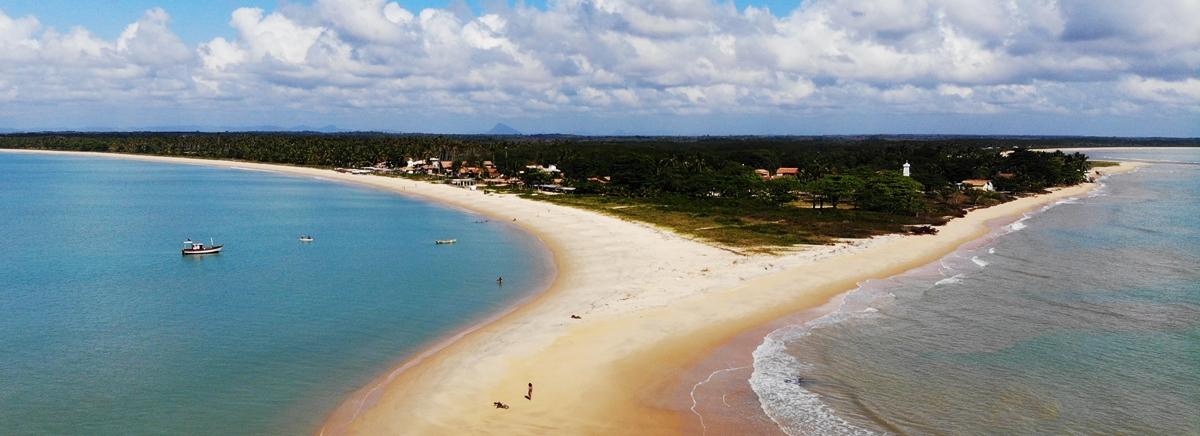 Dois hotéis incríveis para lua de mel na Bahia