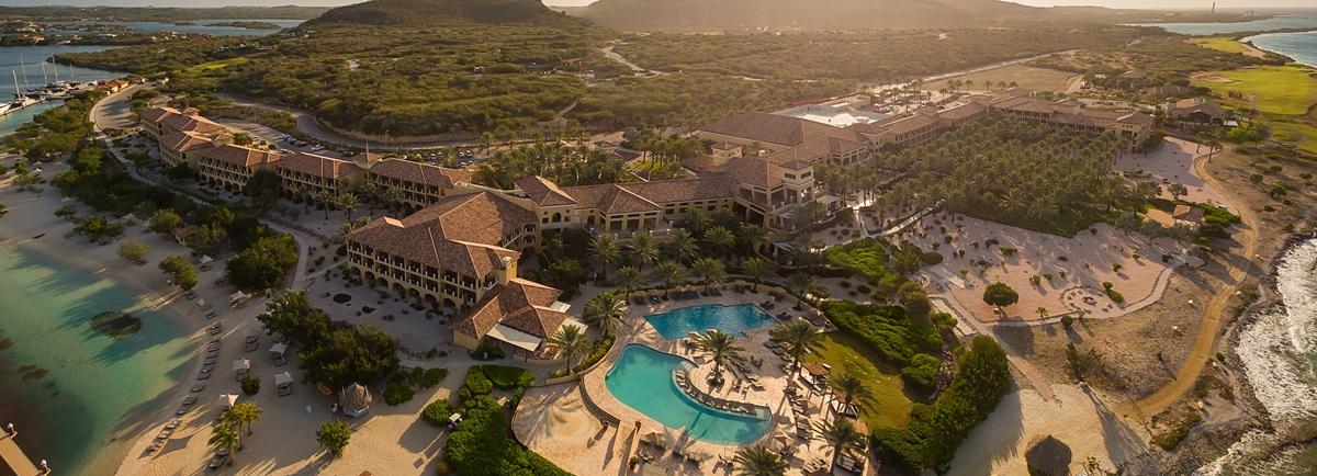 Veja nove opções de hotel em Curaçao