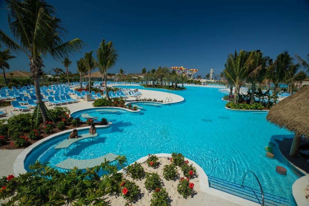 ilha da Royal Caribbean nas Bahamas